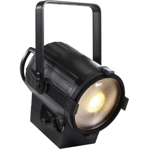 The PROLIGHTS EclFresnel LED Range feature custom LED sources with Fresnel lenses, designed to match and exceed the tungsten versions they replace.