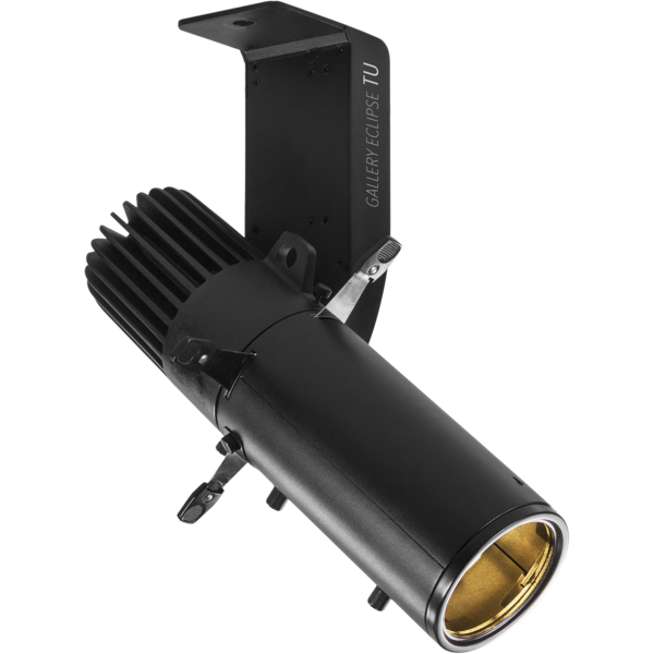 The PROLIGHTS EclGalleryProfile LED Range feature a compact design with a sharp beam, zoom and full shuttering, making them the ideal luminaire for commercial or product lighting.