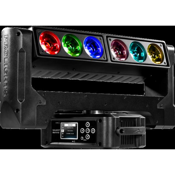 Air 6Pix LED Moving Batten
